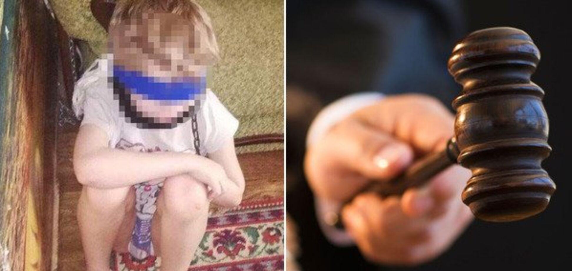 Издевалась и сажала на цепь: дело 'матери-героини' из Днепра передали в суд