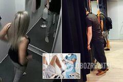 В туалетах, раздевалках и кабинетах врачей: как украинки случайно становятся 'звездами' порновидео