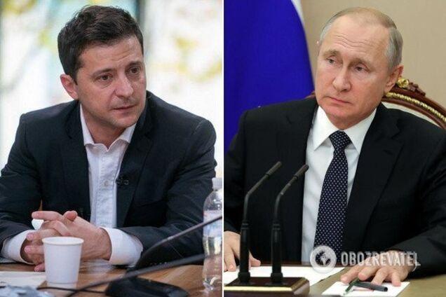 Владимир Зеленский и Владимир Путин встретятся в Париже
