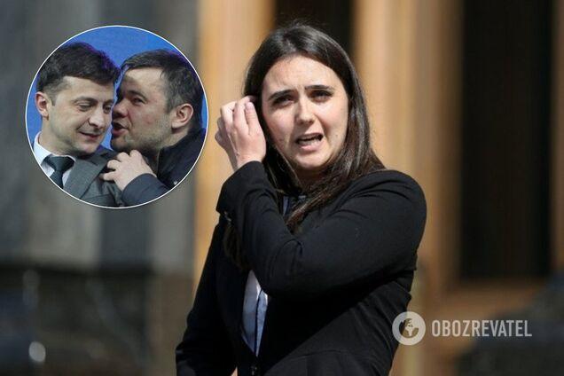 Мендель высказалась о Богдане и команде Зеленского