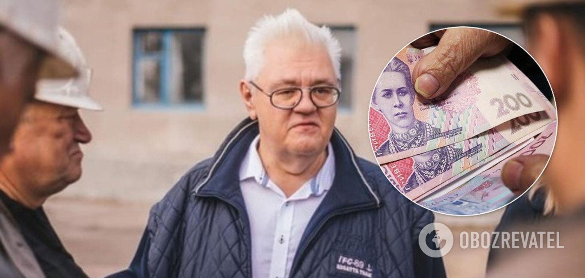 Сивохо розкритикував Раду за рішення про пенсії для 'Л/ДНР'