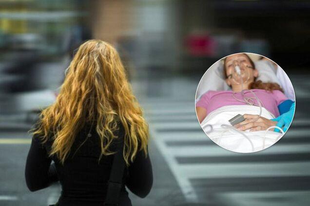 В Днепре девушка попала под колеса авто