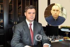 Сергій Тупальський та Вадим Альперін