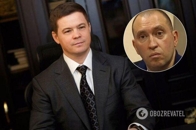 Сергій Тупальський і Вадим Альперін