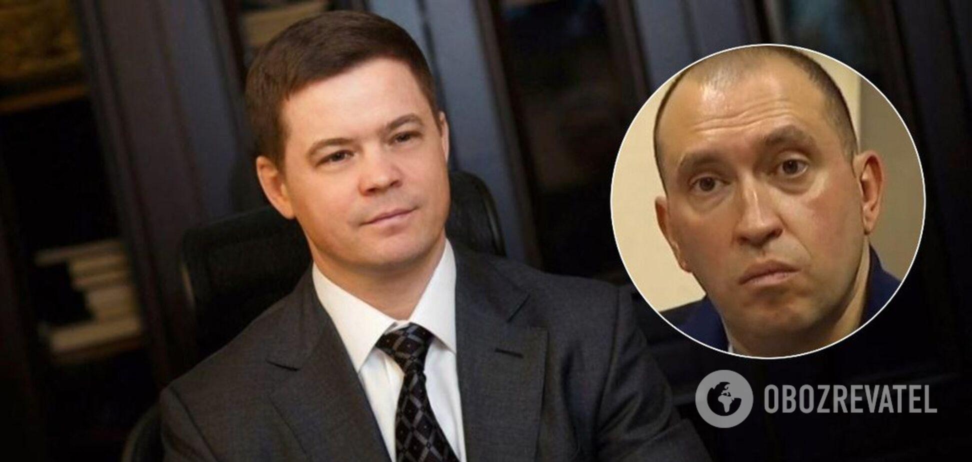 Сергей Тупальский и Вадим Альперин