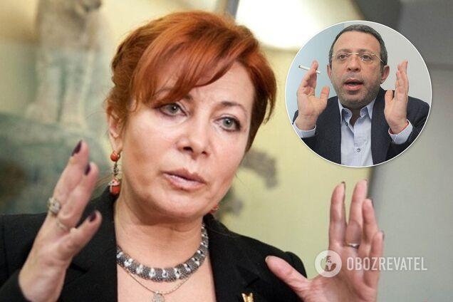 """Влащенко дорікнула програмі """"Наші гроші"""" за розслідування про Корбана"""