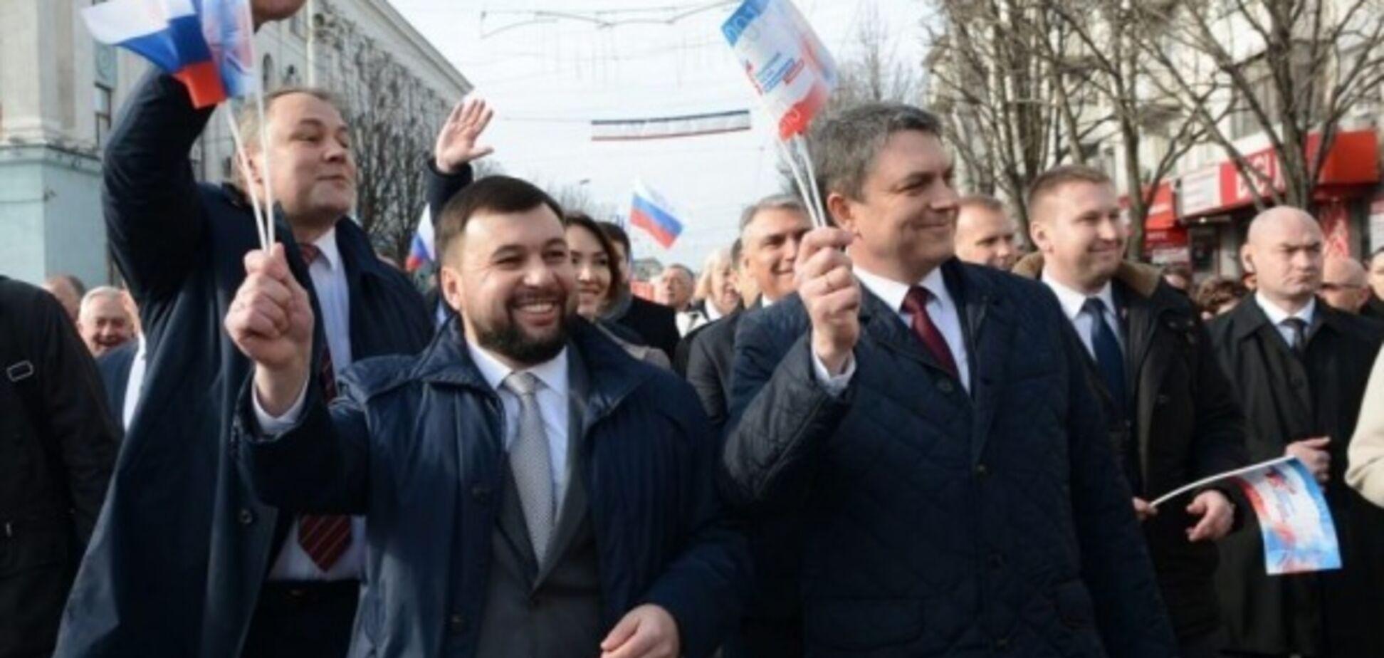 'Л/ДНР' повідомили про 'прямі переговори' з Україною щодо Донбасу: у Кучми не в курсі