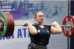 Самая сильная девушка Европы Анастасия Лысенко