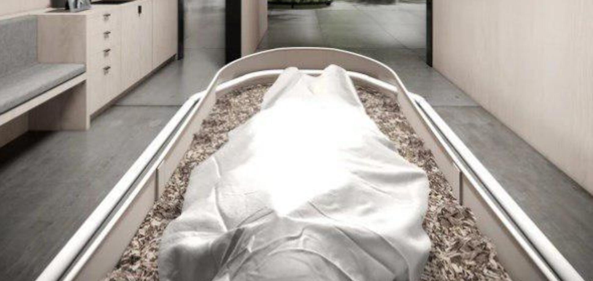 Архітектори придумали новий спосіб поховання людей