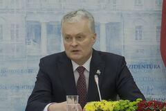Президент Литвы предостерег Зеленского от уступок Путину