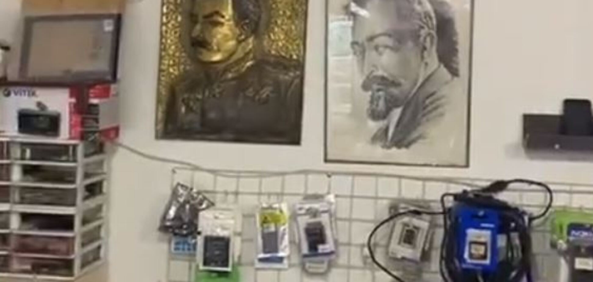 В Одесі накрили розсадник сталінізму