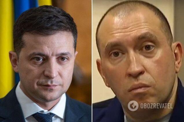 Владимир Зеленский и Вадим Альперин