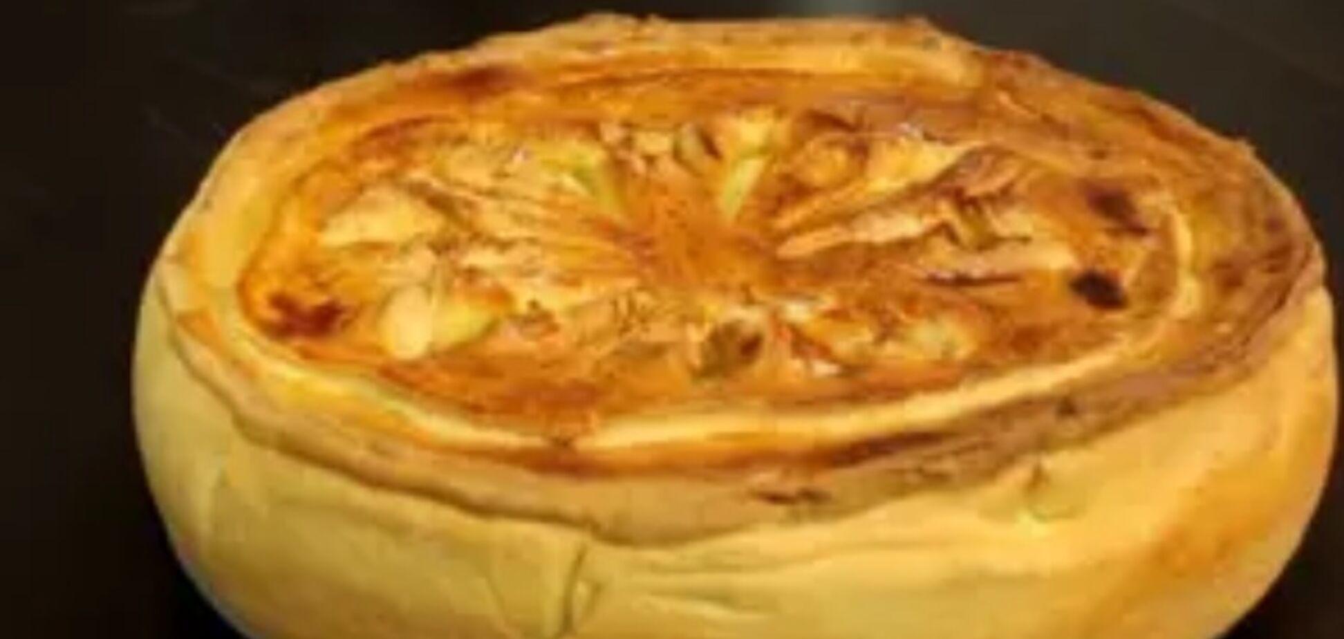 Рецепт вкуснейшего мясного пирога с картошкой