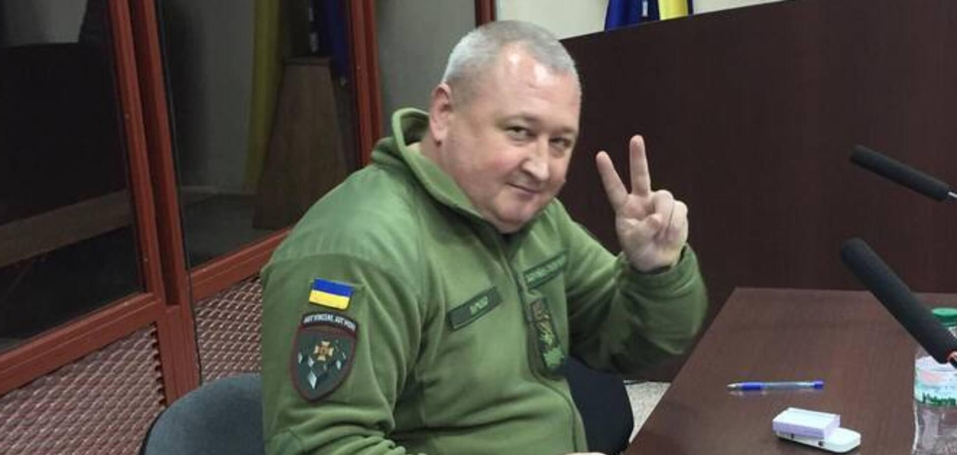В Украине организовали сбор средств в поддержку задержанного генерала Марченко