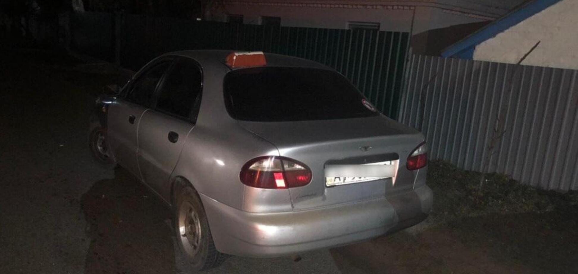 На Київщині за добу спіймали понад 20 п'яних водіїв