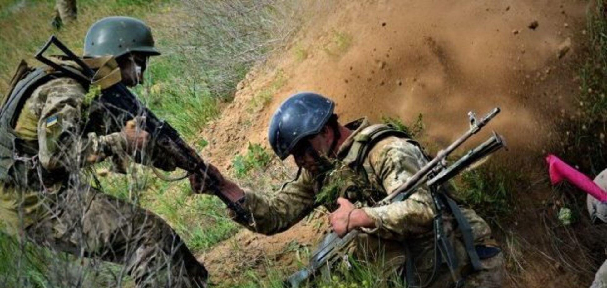Боец из Кривого Рога подорвался на Донбассе