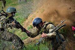 Боєць із Кривого Рогу підірвався на Донбасі