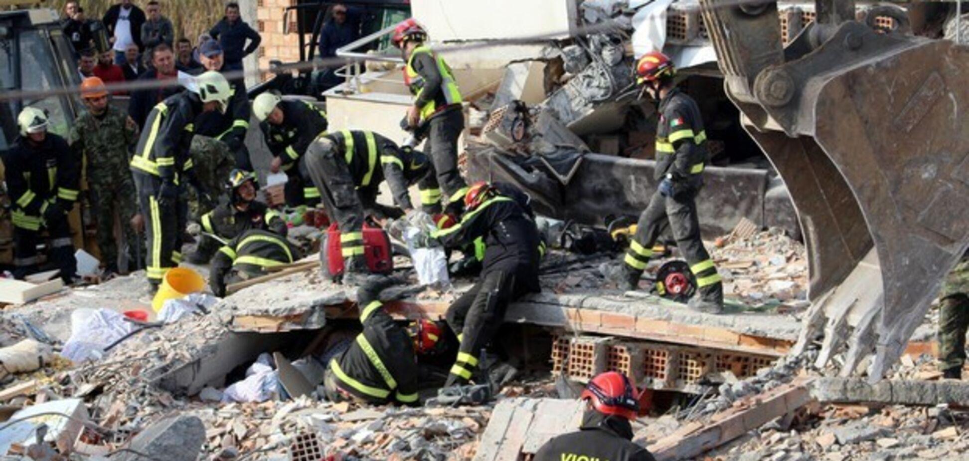 Албанію 'зім'яв' другий за добу землетрус: десятки жертв