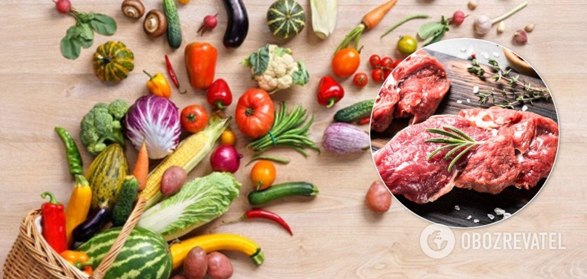 Дієтологиня розвіяла головний міф про вегетаріанство