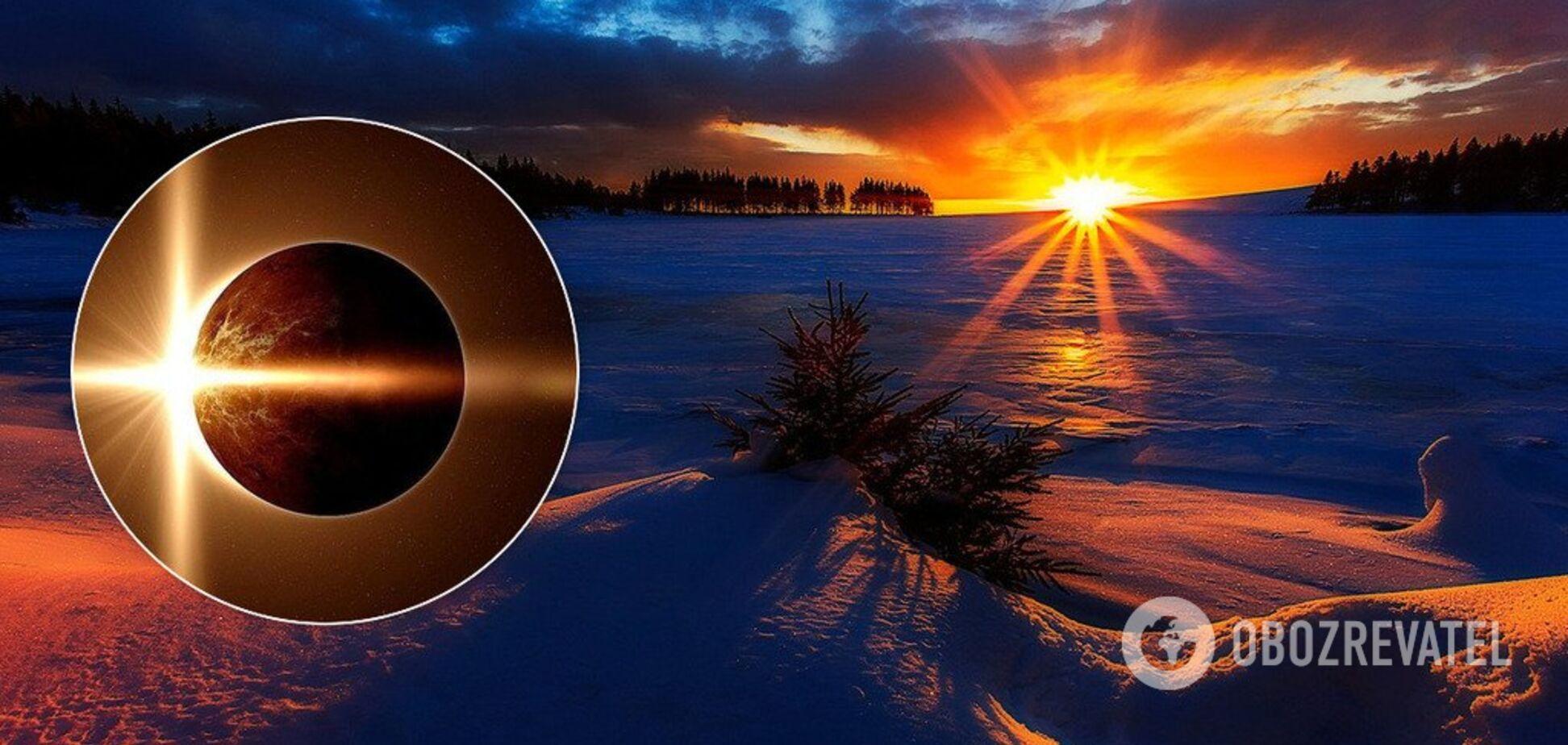 Затемнення 26 грудня: астрологиня пояснила, чого категорично не можна робити