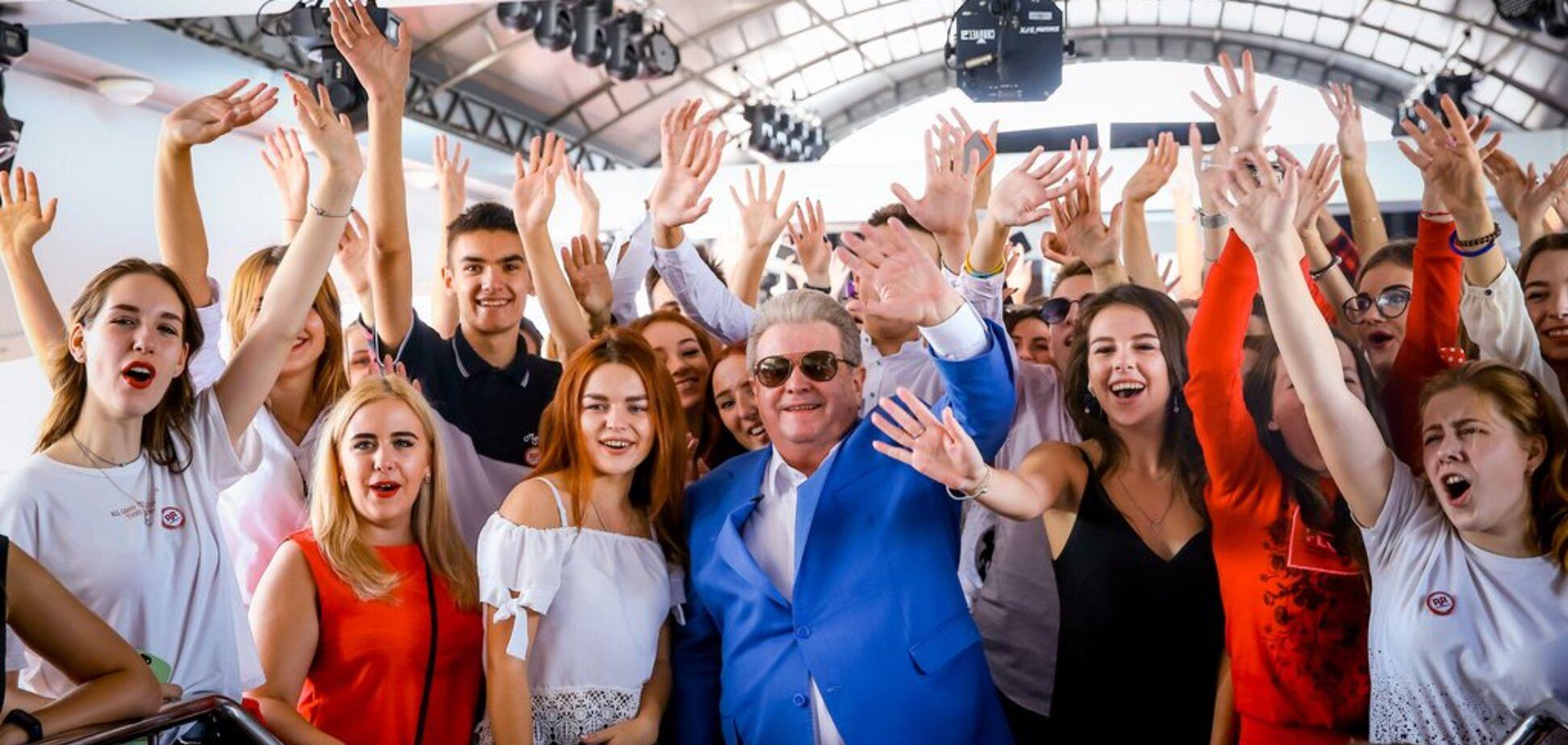 Культовий ректор Михайло Поплавський святкує свій ювілей – 70 років