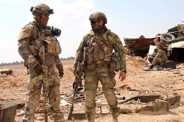Російські військові в Лівії