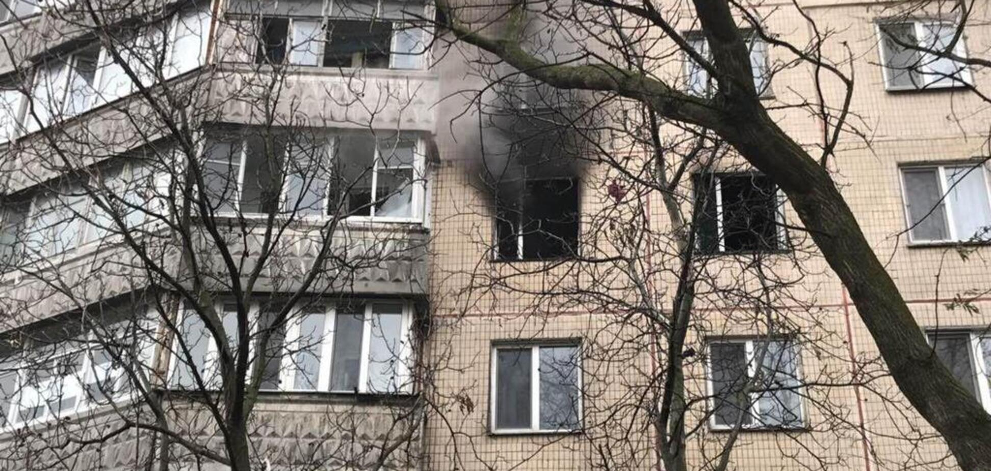 В Одесі згоріли літня жінка й маленька дівчинка