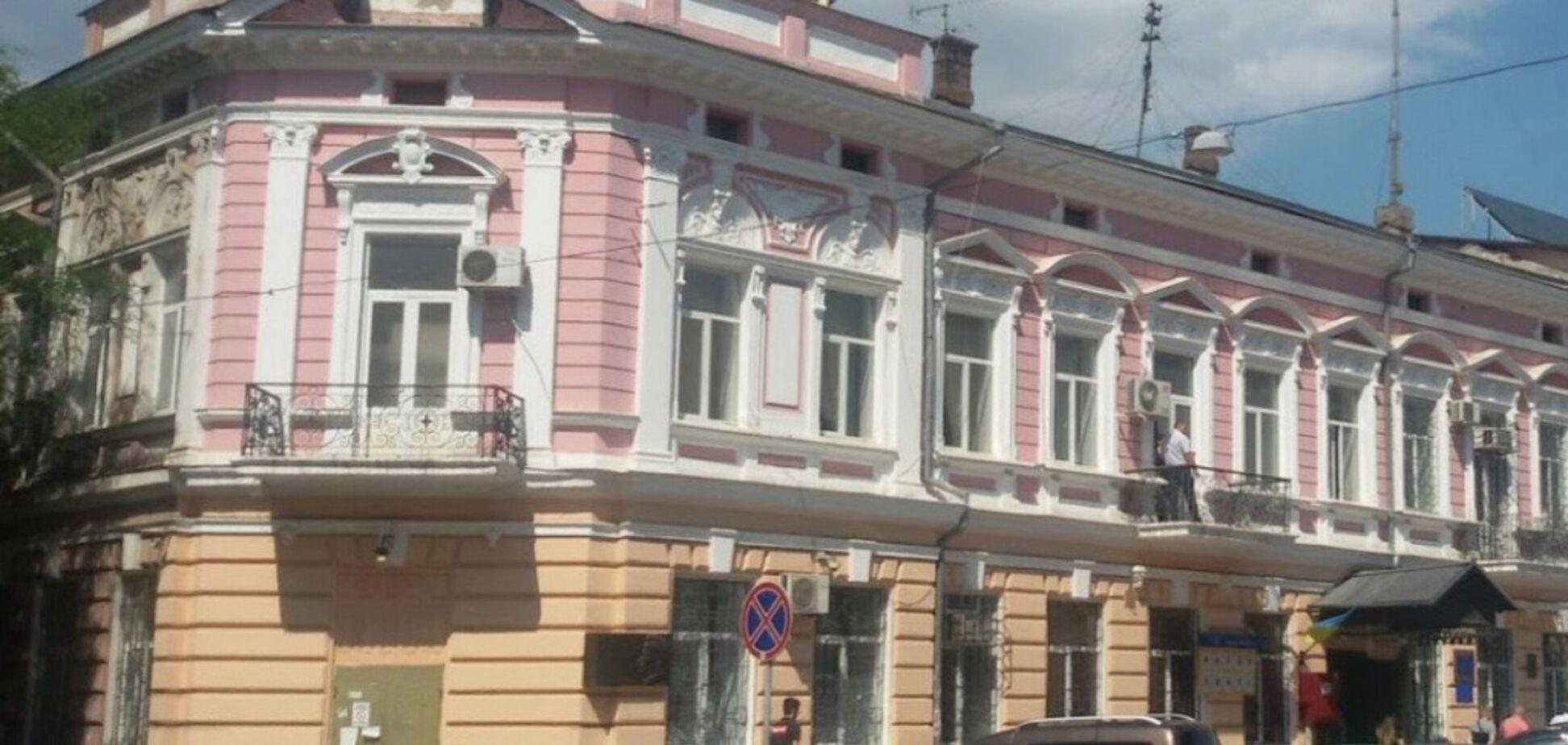 Будівля Приморського відділу поліції Одеси
