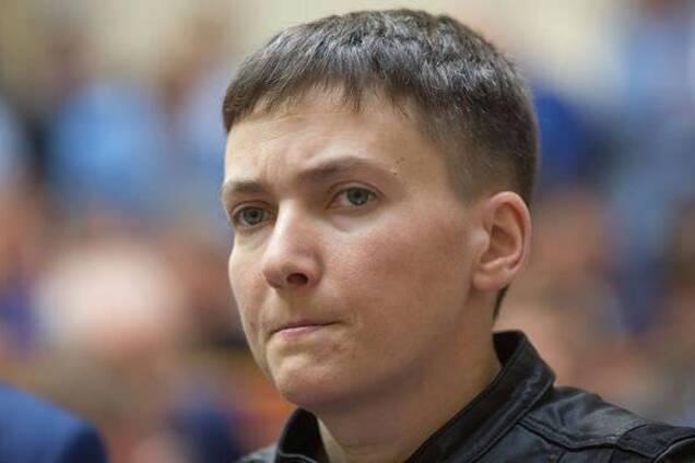 Надія Савченко послала журналіста