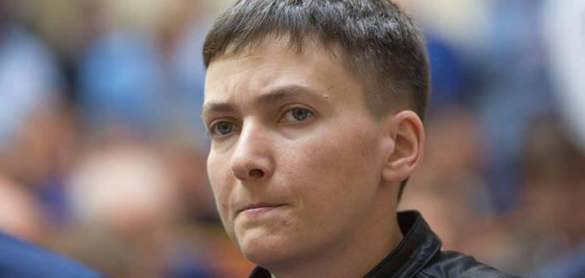 'Вмієте зай*бувати': Савченко 'послала' журналіста