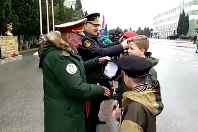 Річниця морської піхоти в Криму