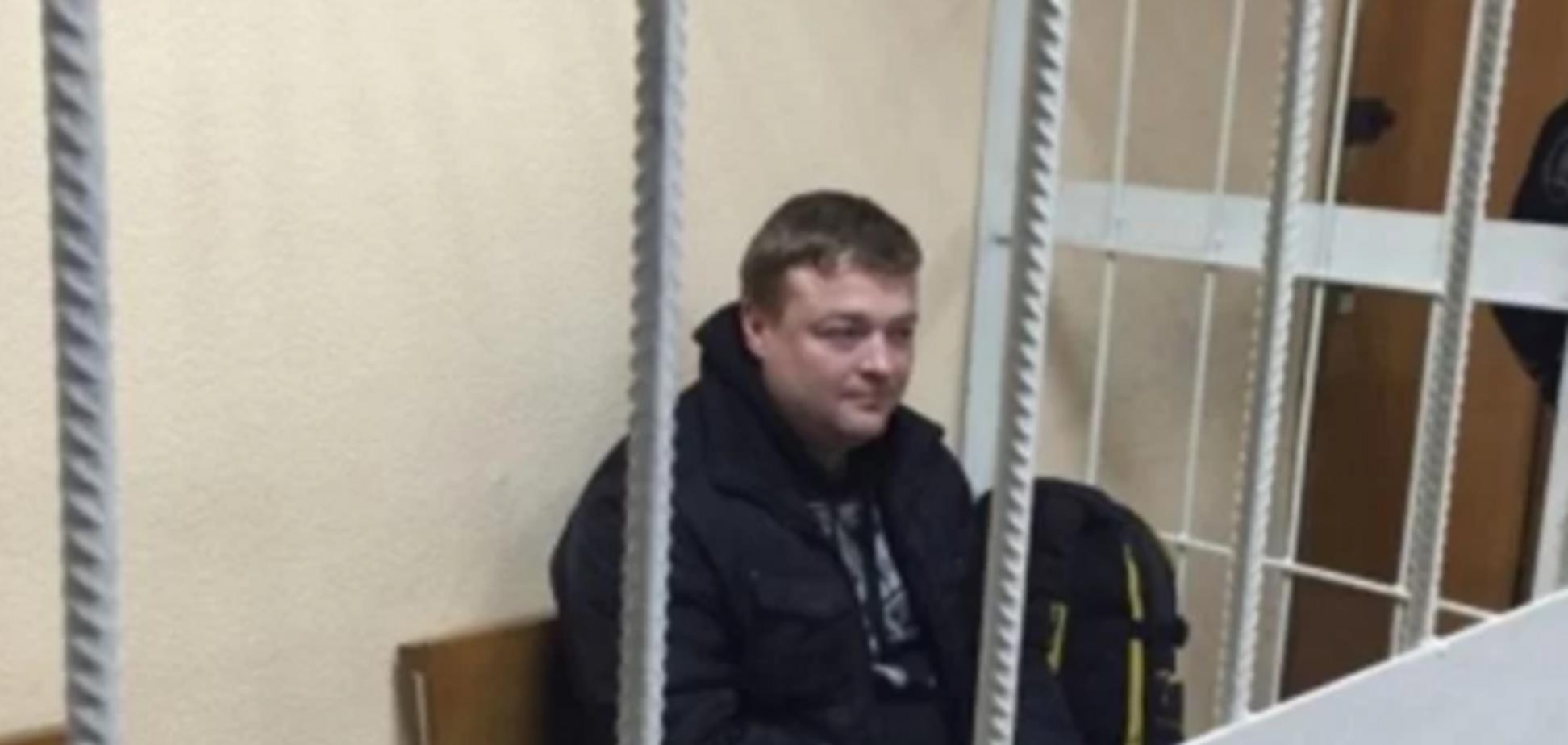 Суд выпустил из СИЗО экс-командира 'Беркута' Шаповалова