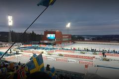 Этап Кубка мира в Эстерсунде