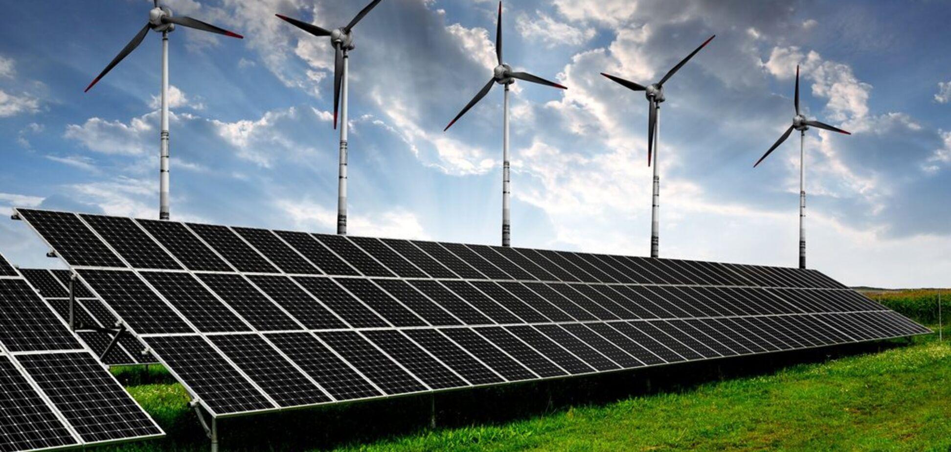 'Зеленая' энергетика победит газ и уголь: названы сроки