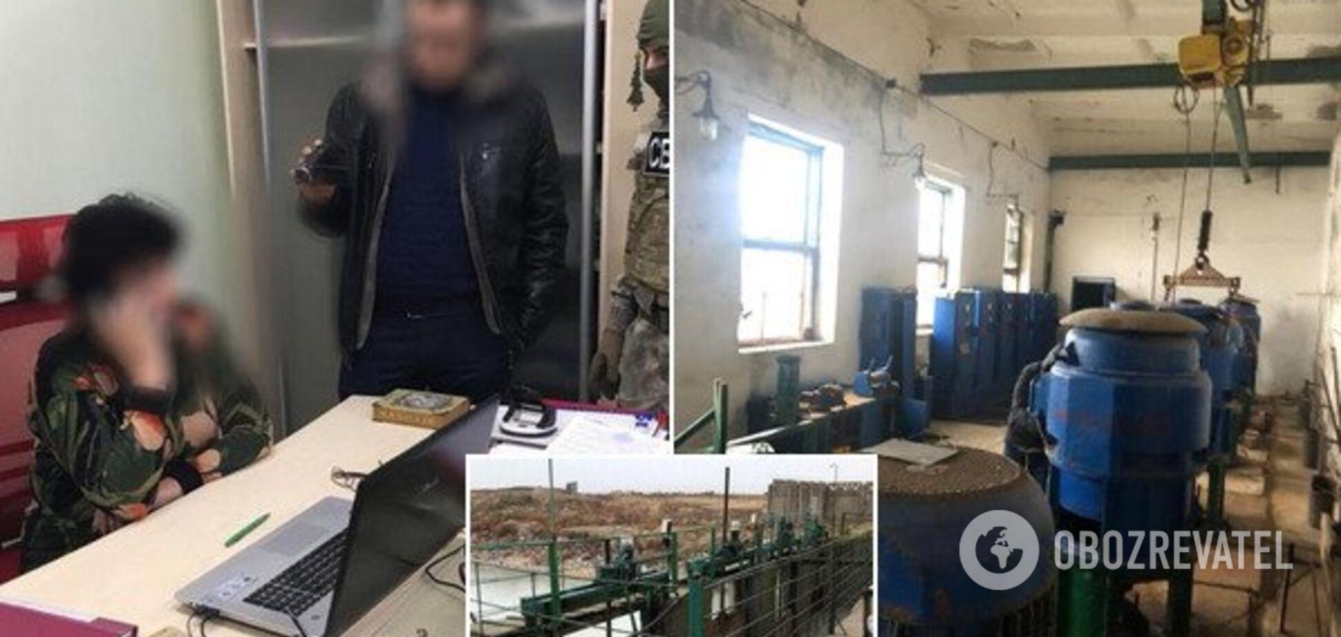 Постачали окупантам сировину: завод Фірташа погорів на хитрій схемі поставок до Криму