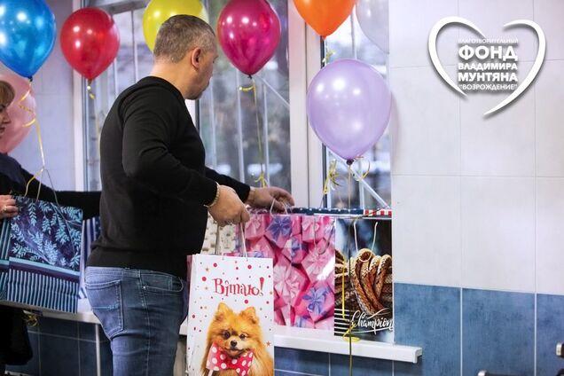 Благотворительный фонд Мунтяна продолжает дарить радость особенным детям