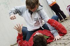 У Кривому Розі школярі влаштували серйозну бійку через вчительку