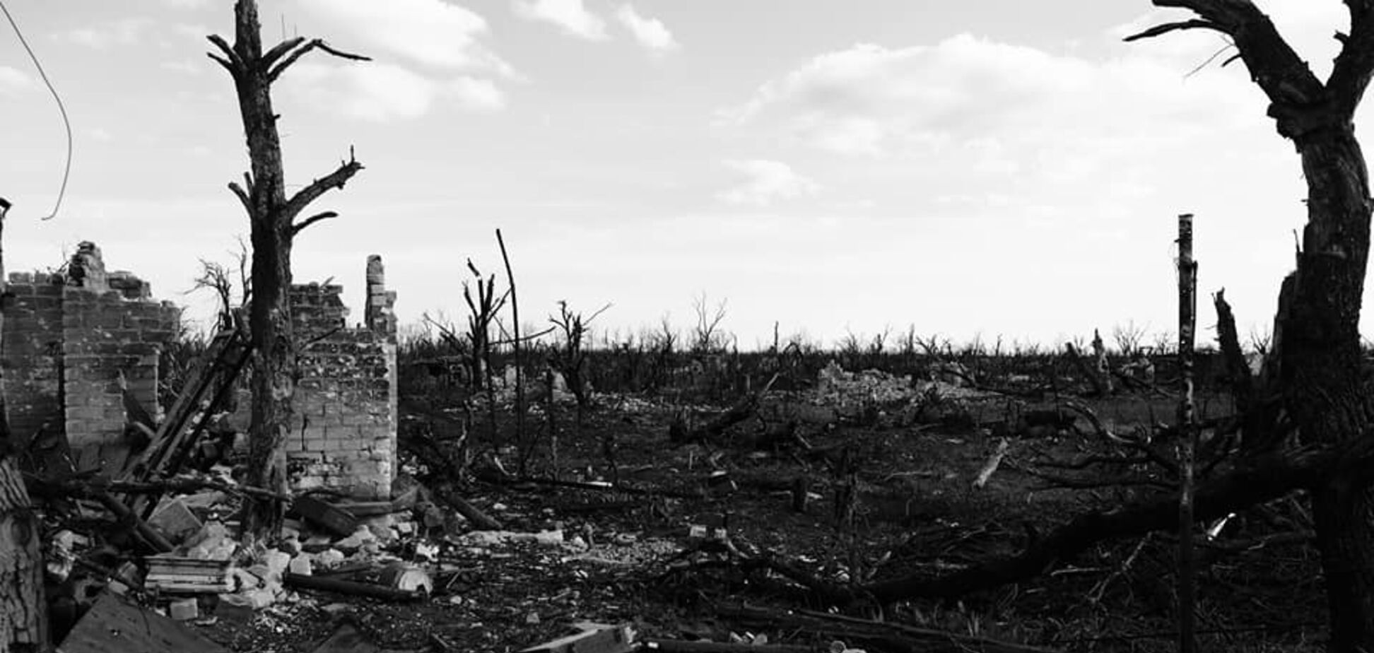 Наслідки війни на Донбасі