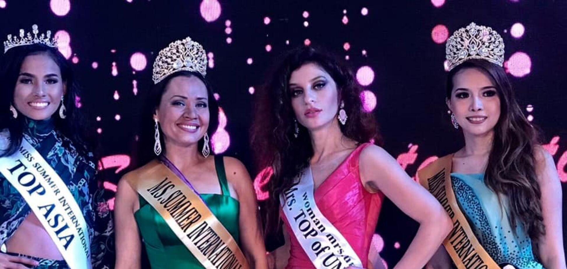 Українка перемогла на Miss Summer International 2019: як виглядає красуня
