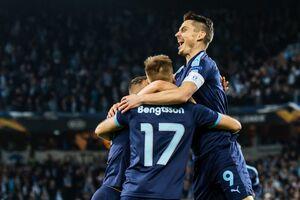 'Это было эмоционально': герой 'Мальме' рассказал о матче с 'Динамо' в Лиге Европы