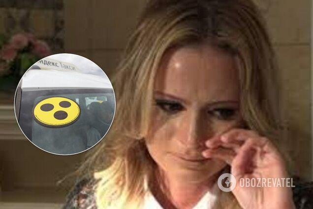 Борисова угодила в скандал из-за глухих таксистов