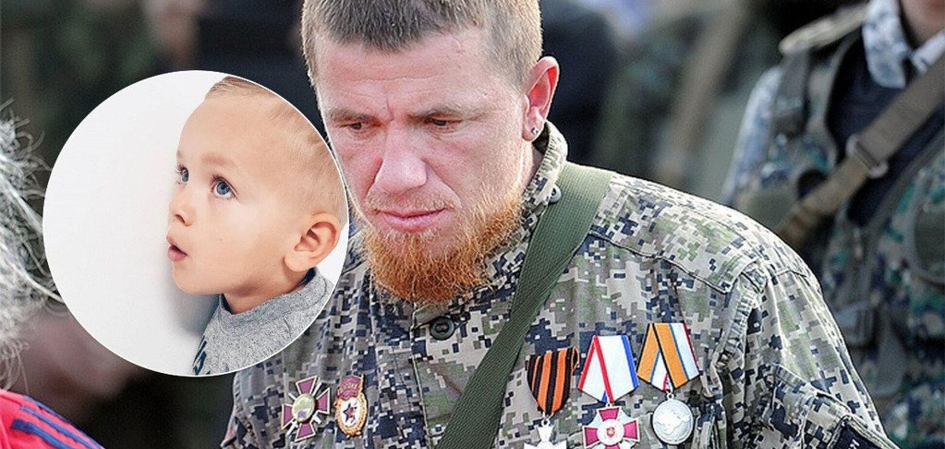 Діти убитого 'Мотороли' з 'ДНР' підросли: як вони виглядають