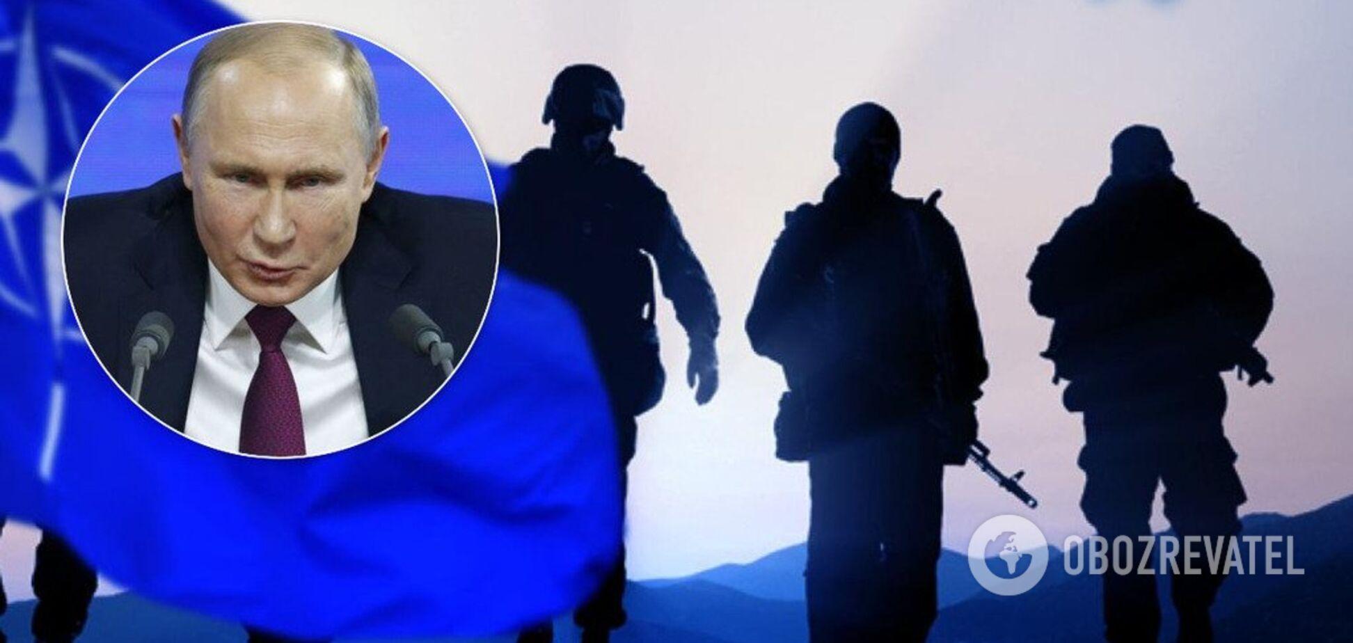 Путин испытывает НАТО на Донбассе – генерал