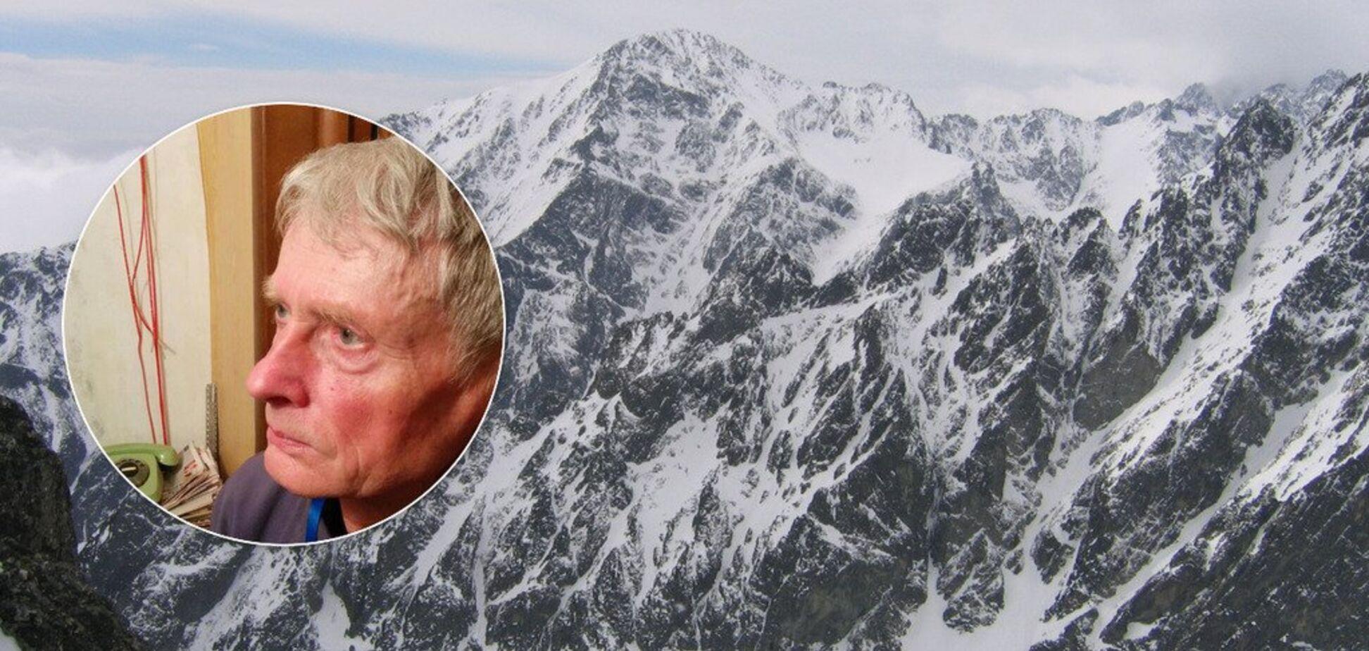 Він у Татри ходив багато разів. Друзі не можуть повірити в загибель українського альпініста