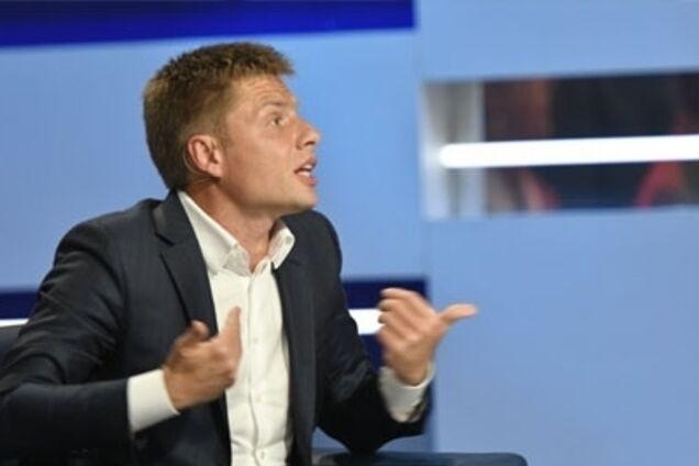 """Гончаренко заявив, що українців """"посадили на електричний стілець"""""""