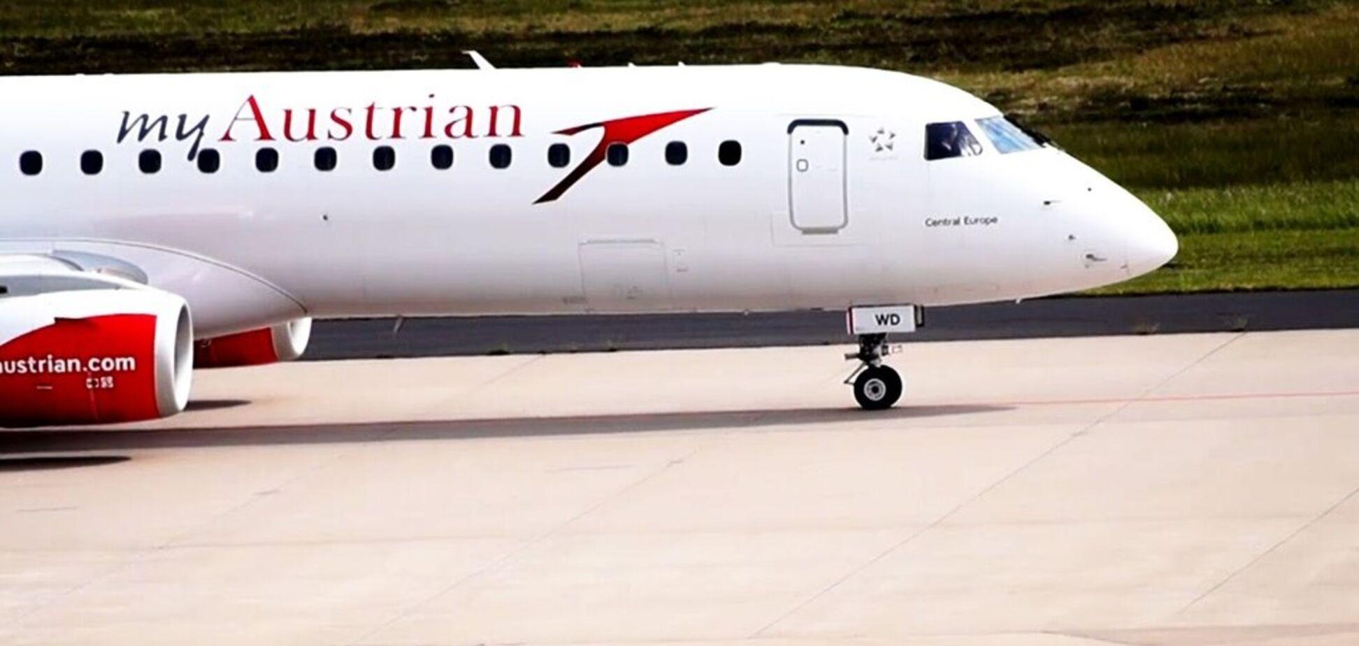 Літак здійснив вимушену посадку в Одесі
