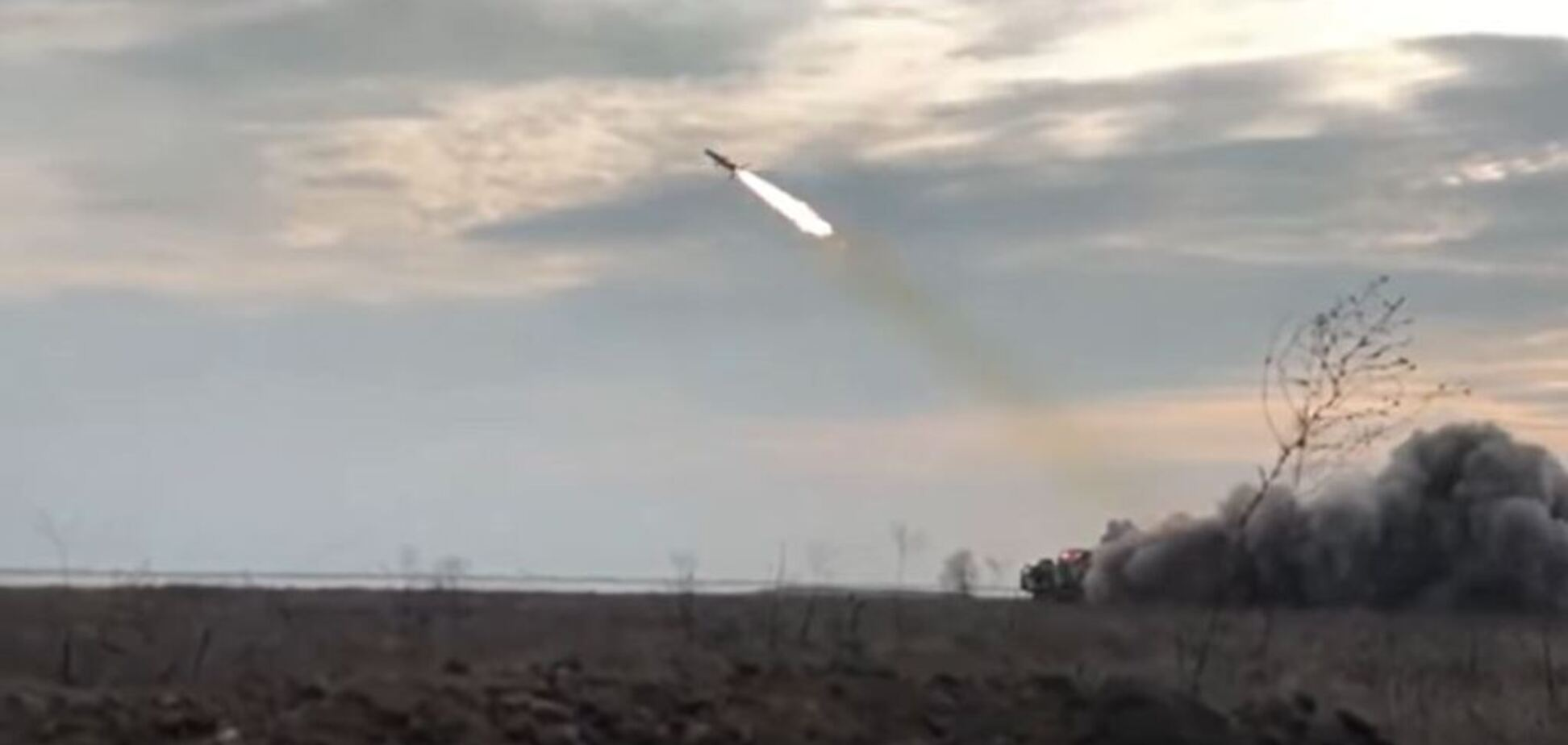 Б'є на 280 км: в Україні вперше випробували смертоносну ракету 'Нептун'. Відео