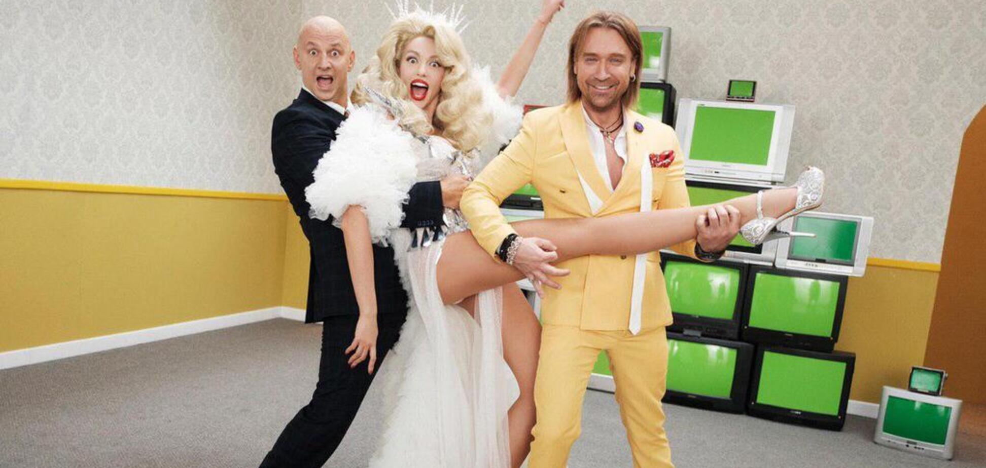 Потап, Винник и Полякова записали саундтрек к 'Скаженому Весіллю 2'