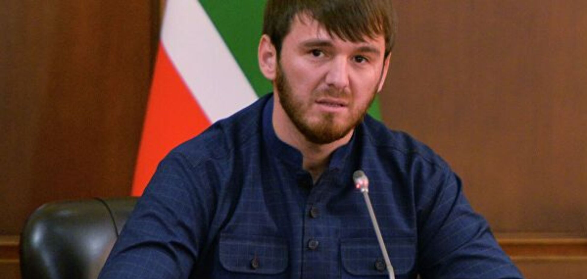 Ислам Кадыров