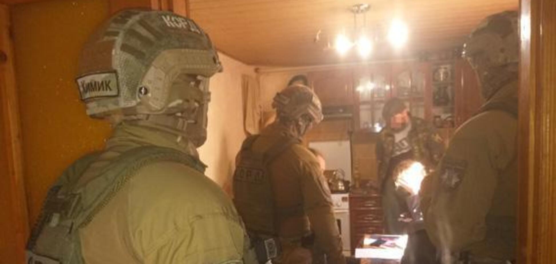 Похищали людей и требовали выкуп: в Николаеве поймали главаря и 'правую руку' опасной банды